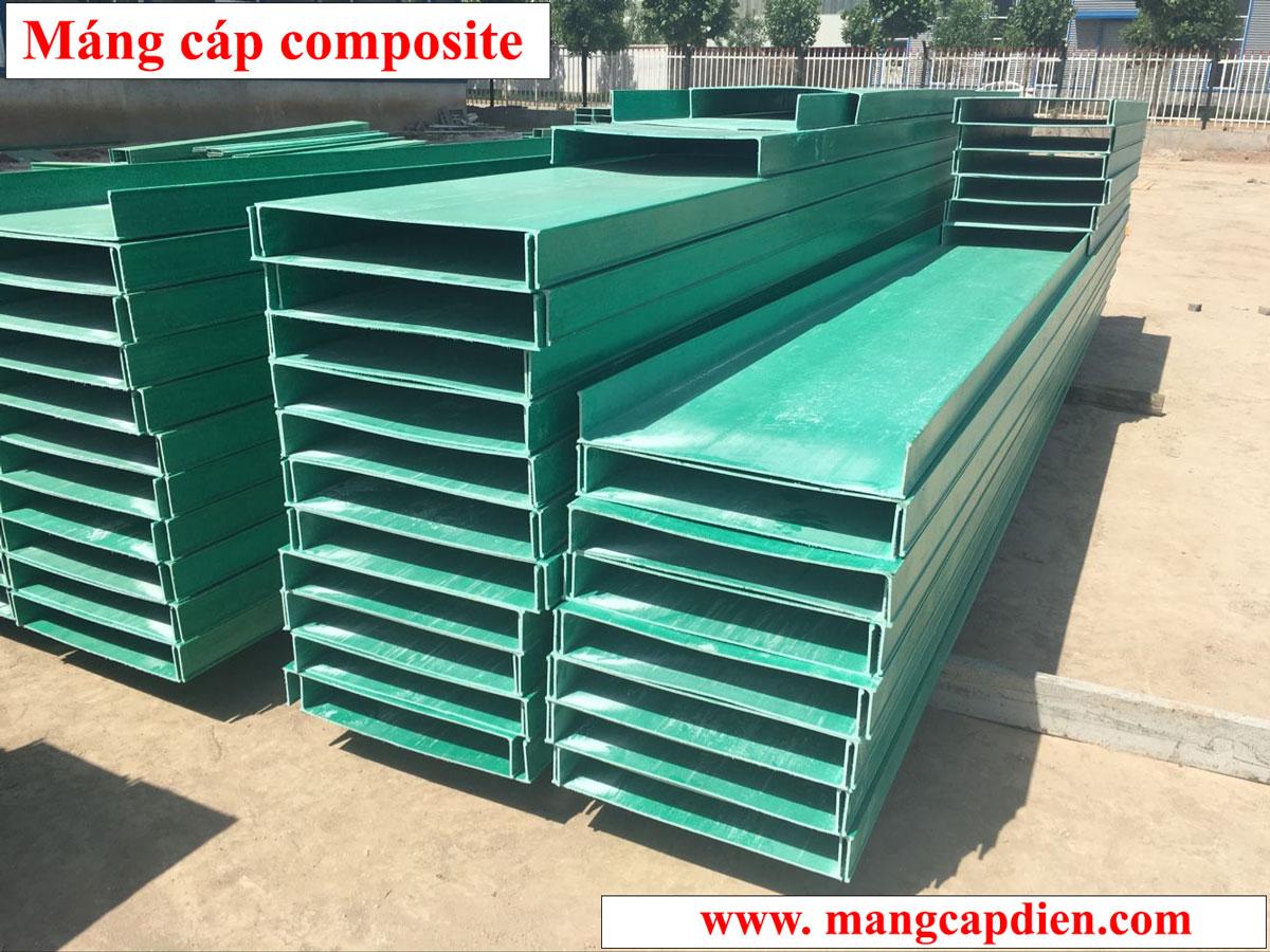 máng cáp composite
