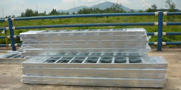 Công ty Alen cung cấp đa dạng các loại thang máng cáp