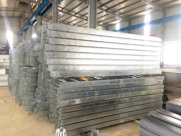 Thang máng cáp của Công ty Alen đảm bảo chất lượng, chi phí hợp lý