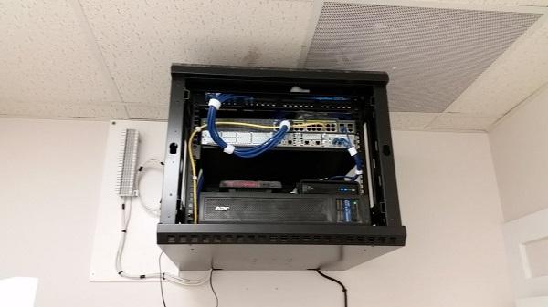Tủ điện, tủ rack chất lượng đảm bảo an toàn cho người sử dụng