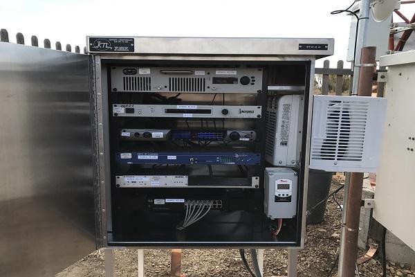 Tủ rack có thể lắp đặt ngoài trời nhưng vẫn đảm bảo an toàn về điện