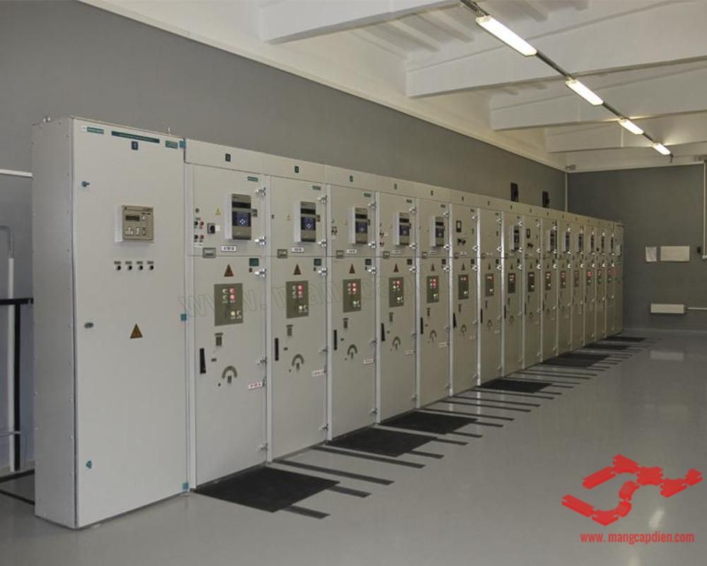 thiết kế tủ điện